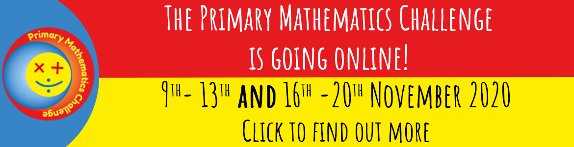 2020 Primary Maths Challenge